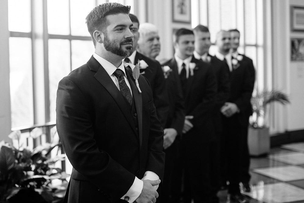 uc charleston wv wedding ceremony
