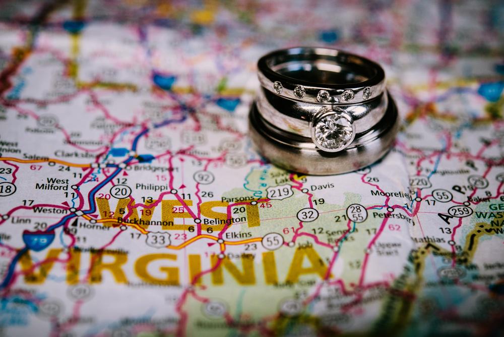 west virginia elopement destination