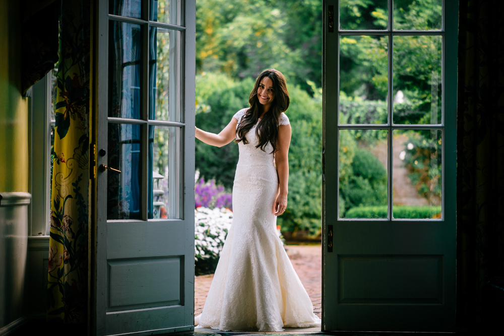 wv bridal photos by the oberports