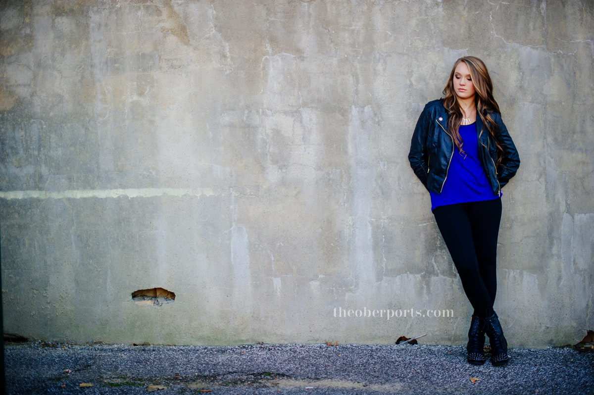charleston west virginia senior portraits