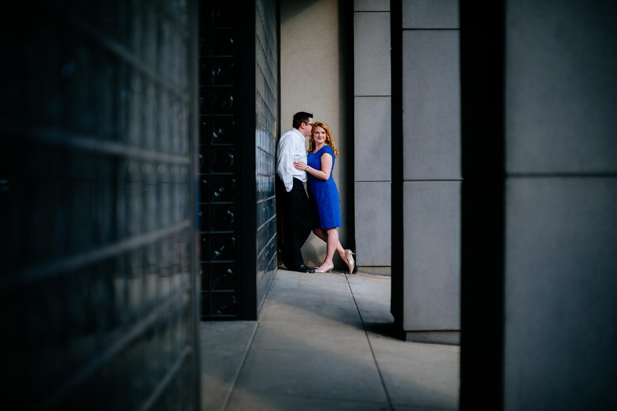 downtown charleston wv engagement