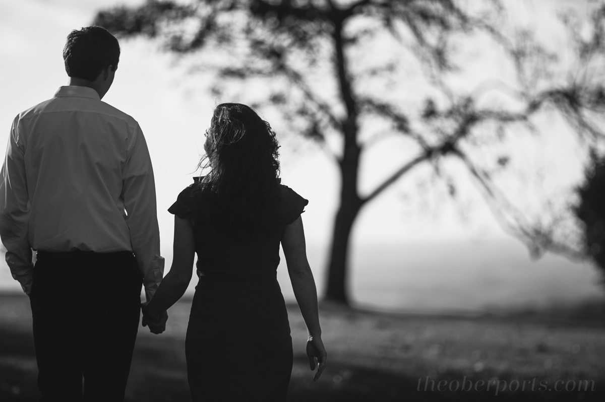 timeless and editorial engagement photos
