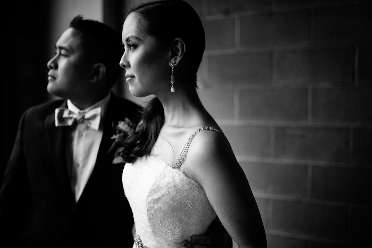 charleston wv wedding badass bride and groom
