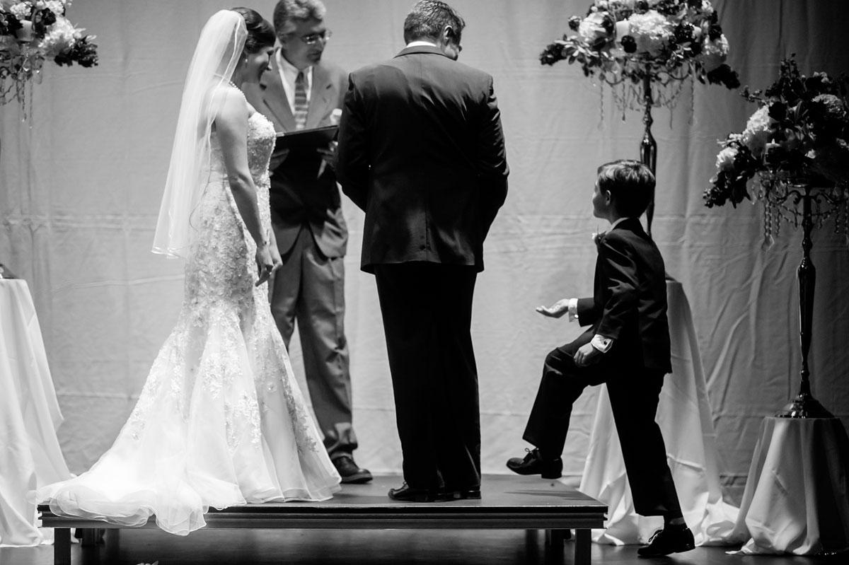 clay center wedding ceremony charleston wv west virginia