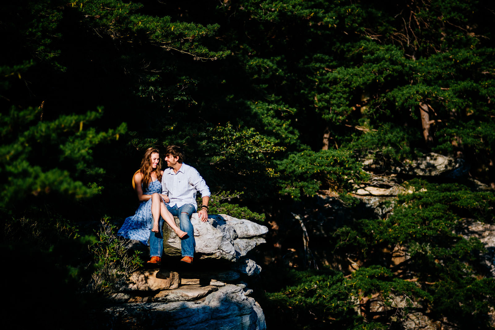 fayetteville wv hiking engagement