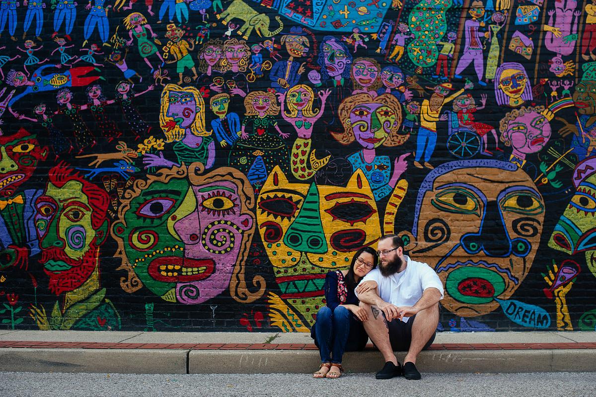 charleston wv west virginia west side wonder mural project engagement photos