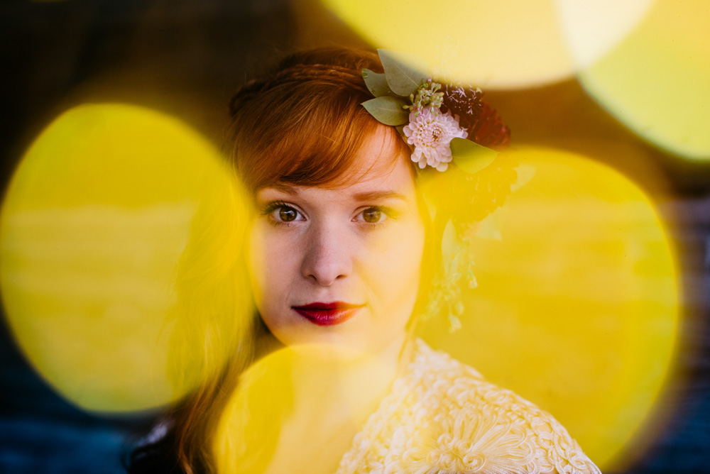 creative bridal portrait photography by charleston west virginia wedding photographers the oberports
