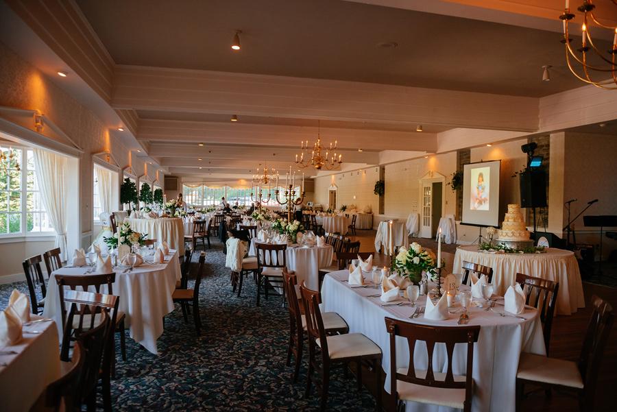 summit inn wedding reception