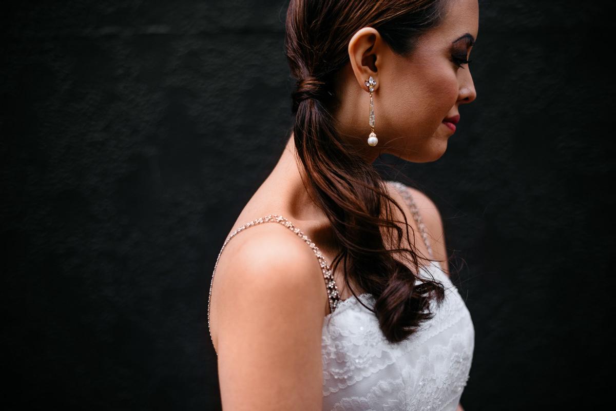 charleston wv wedding bridal portrait