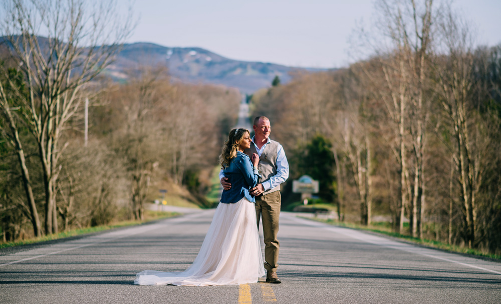 tucker county elopement west virginia canaan valley