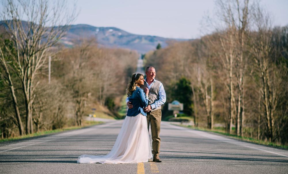 tucker county elopement west virginia canaan valley