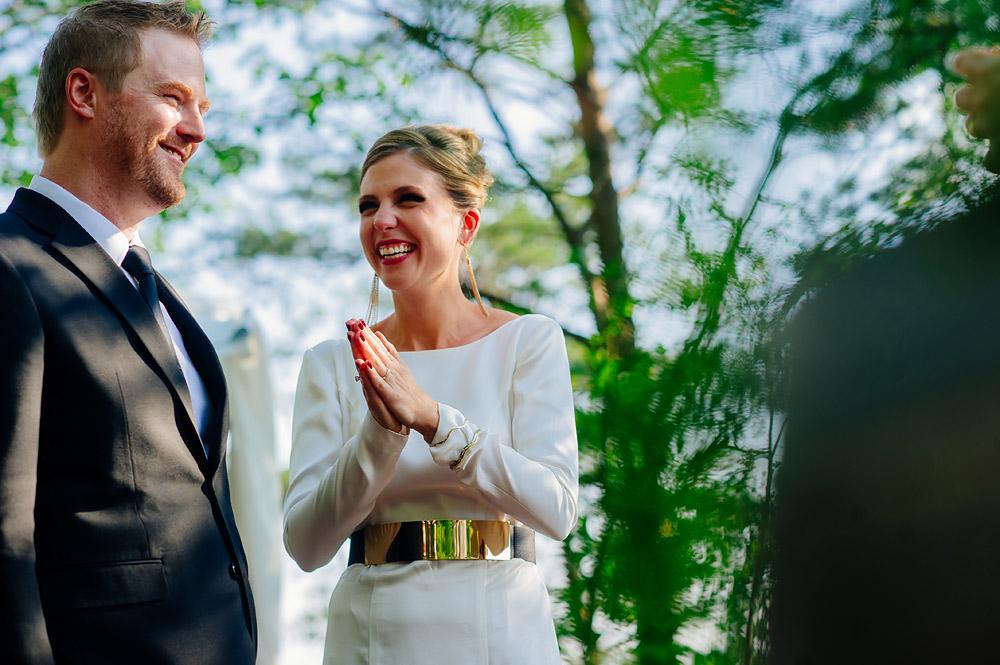 wv wedding ceremony outside