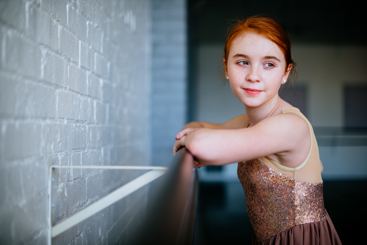 ballerina portraits west virginia 1