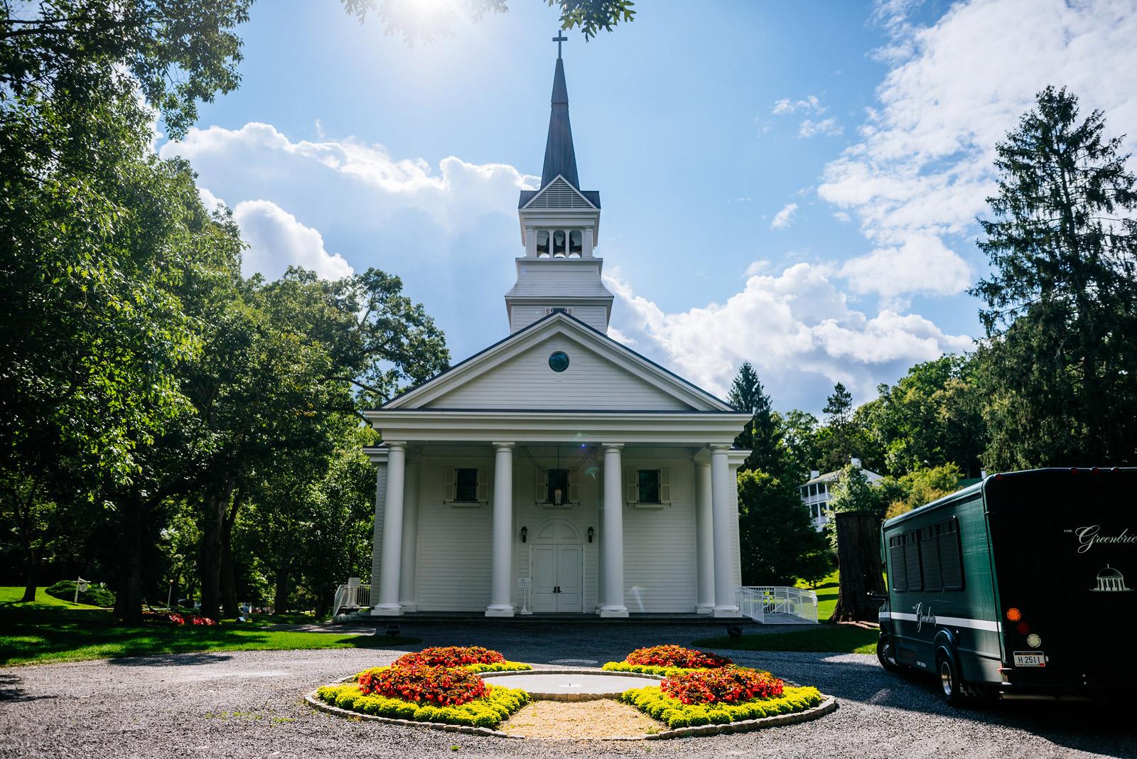 greenbrier chapel west virginia