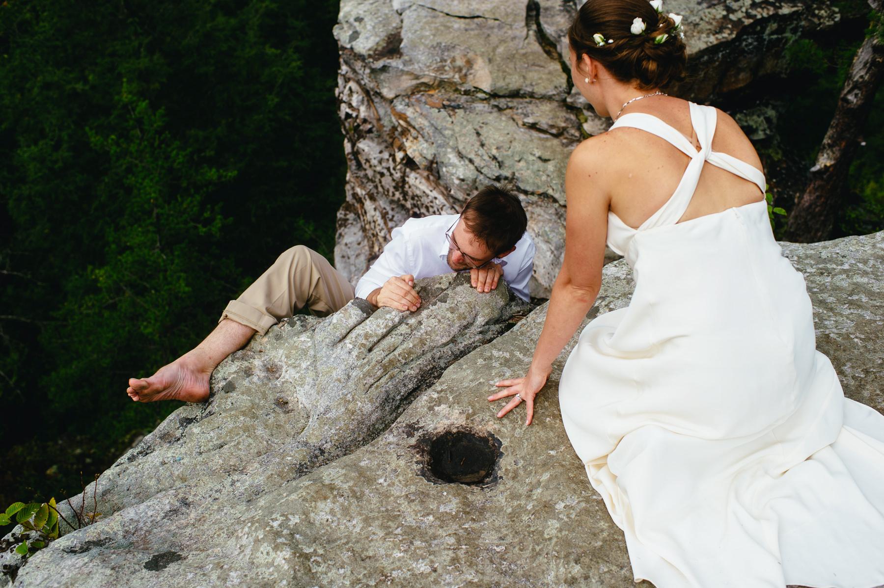 oberports elopement portfolio