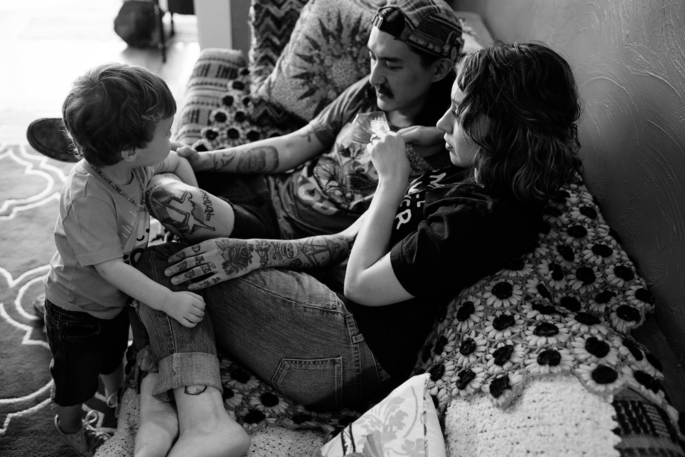 sweet little charleston wv family