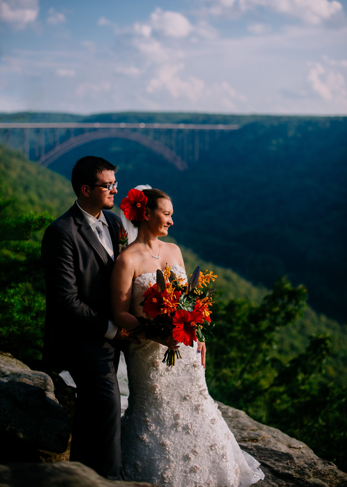Adventures On The Gorge Wedding Photographers Oberports