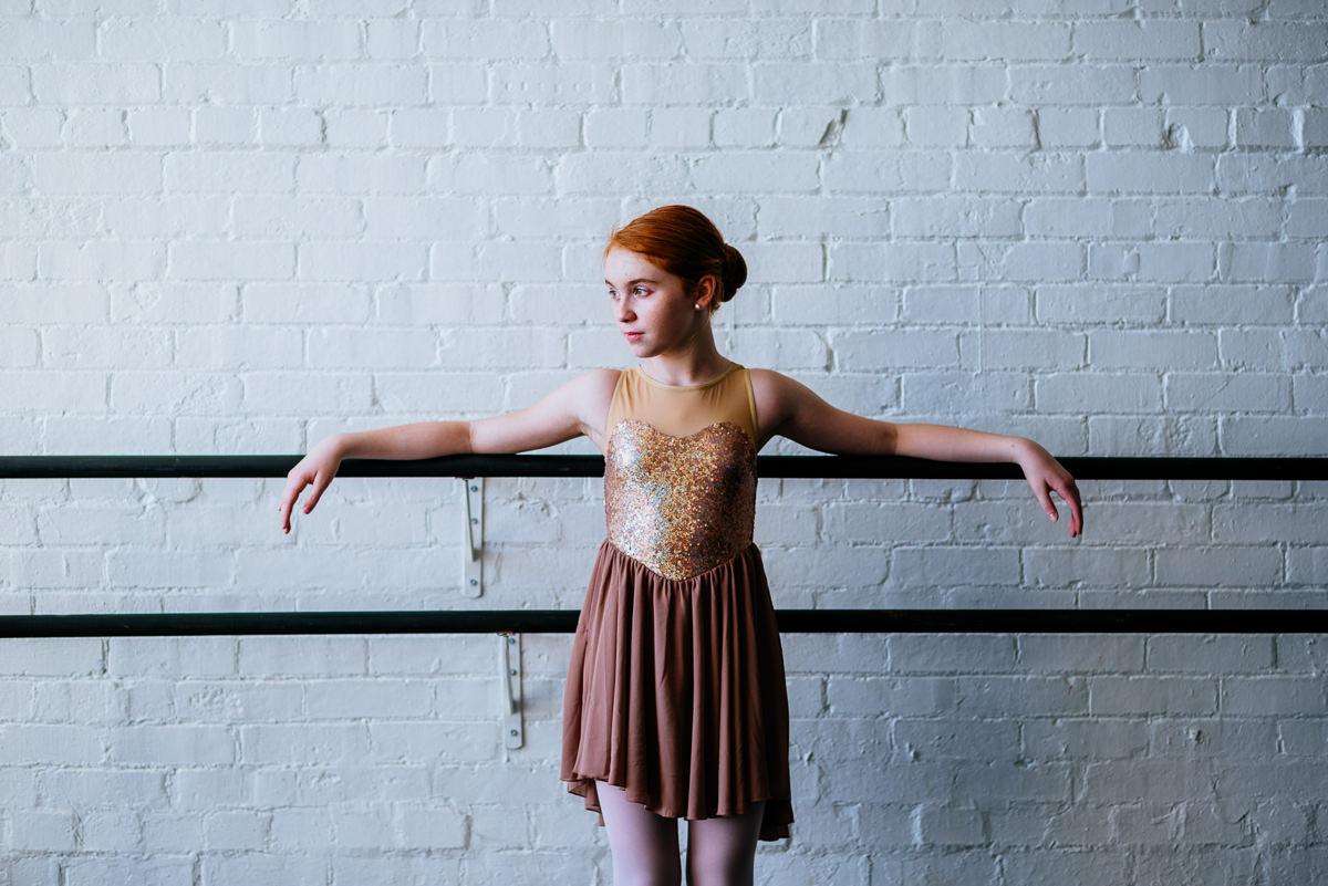 ballerina portraits wv