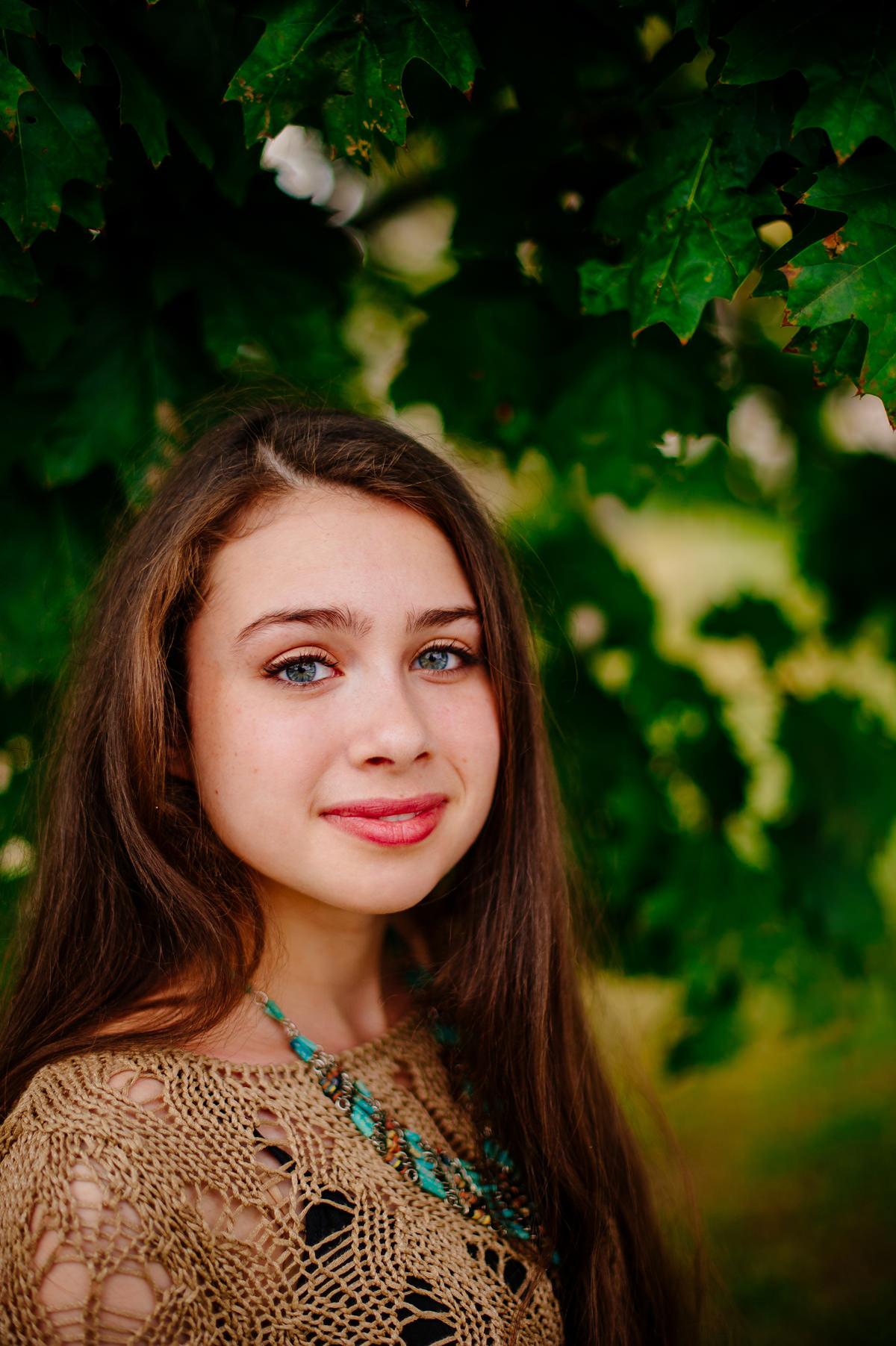 charleston wv senior portraits