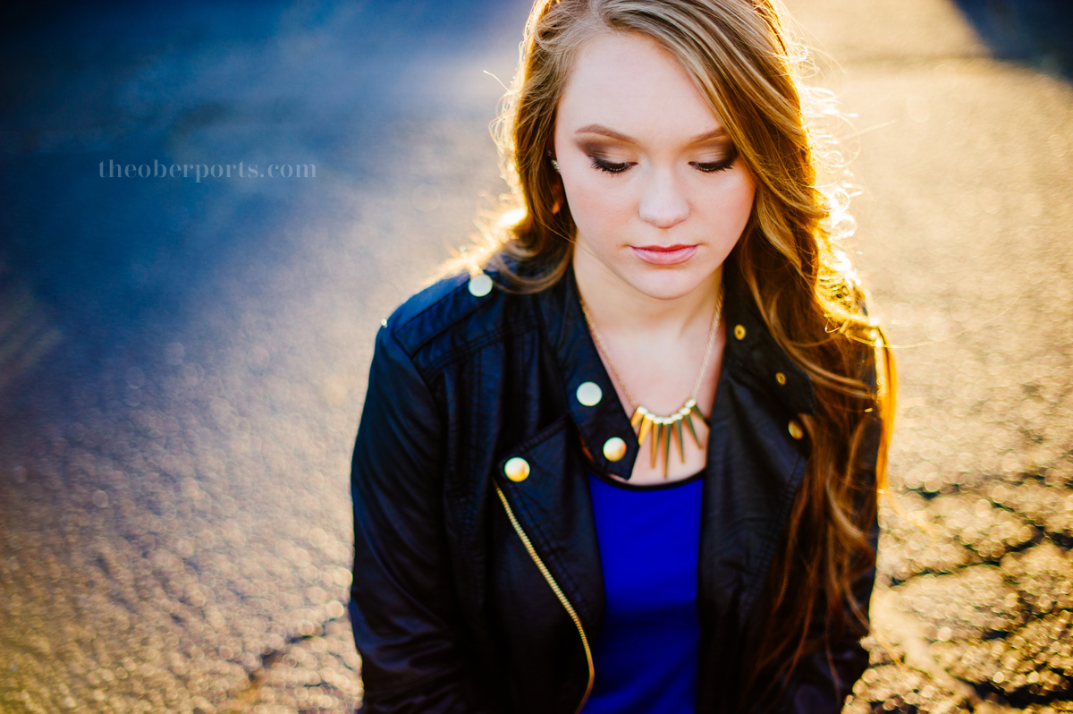 west virginia senior portraits by the oberports