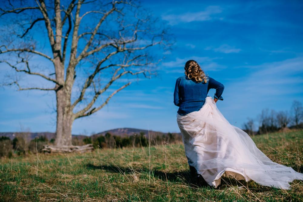 canaan valley west virginia wedding