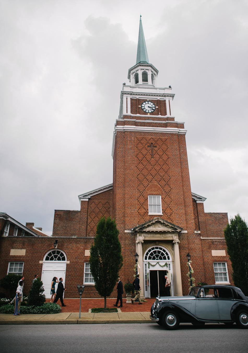 charleston westvirginia wedding baptisttemple