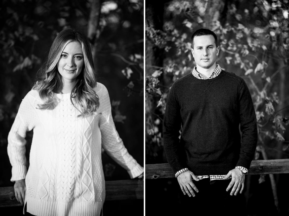 engagement portraits by the oberports