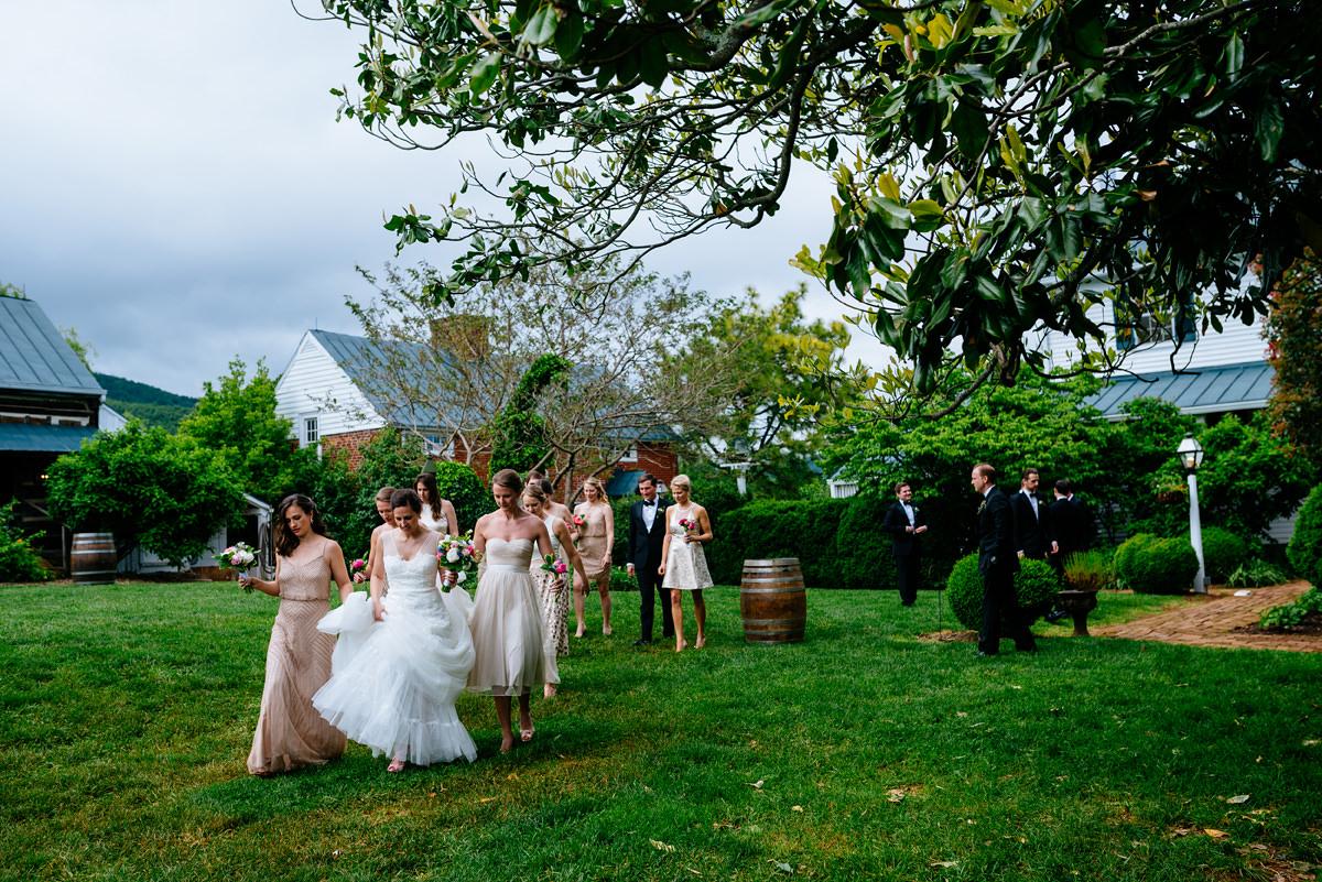 pharsalia virginia wedding photojournalism