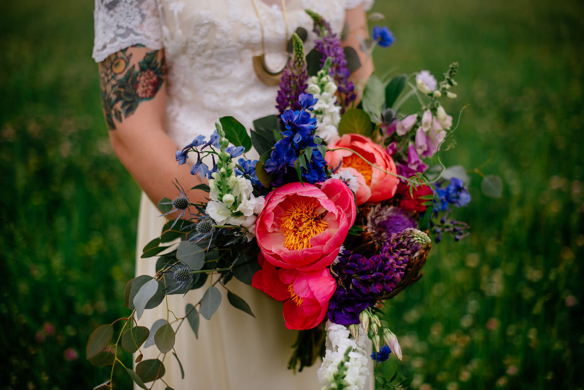 the farmers daughter bridal bouquet pittsburgh pa