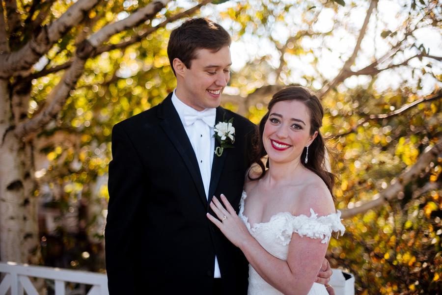 west virginia wedding in october