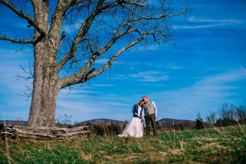 canaan valley elopement
