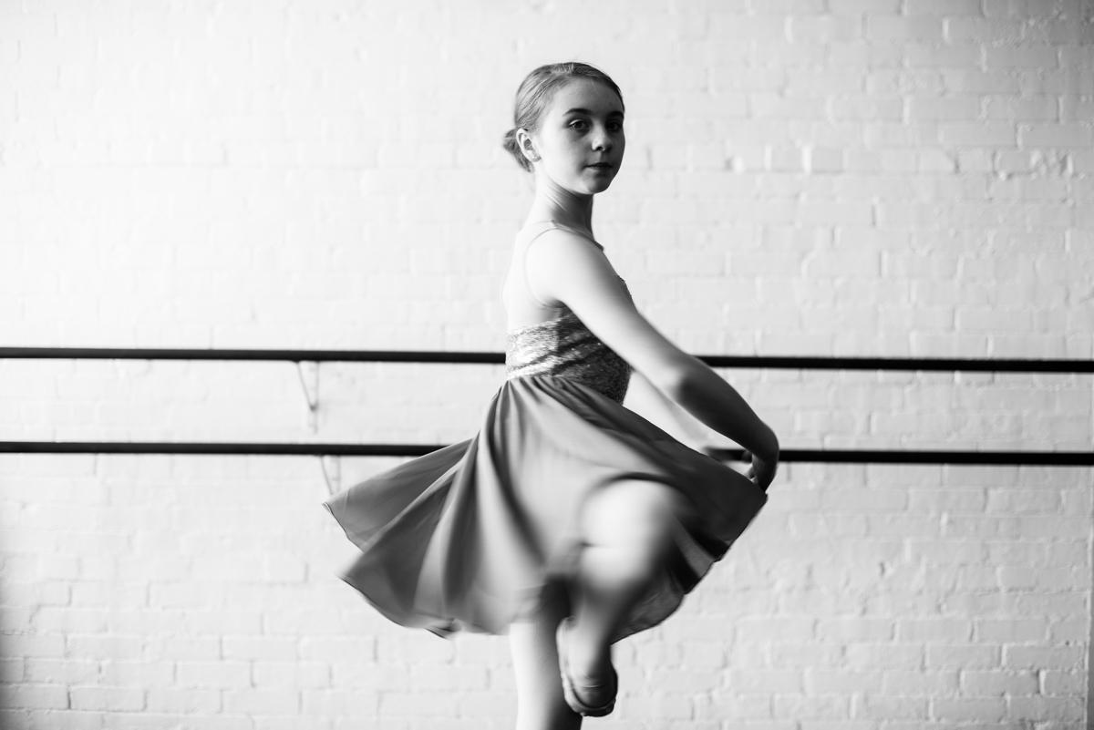 dance portraits fairmont wv