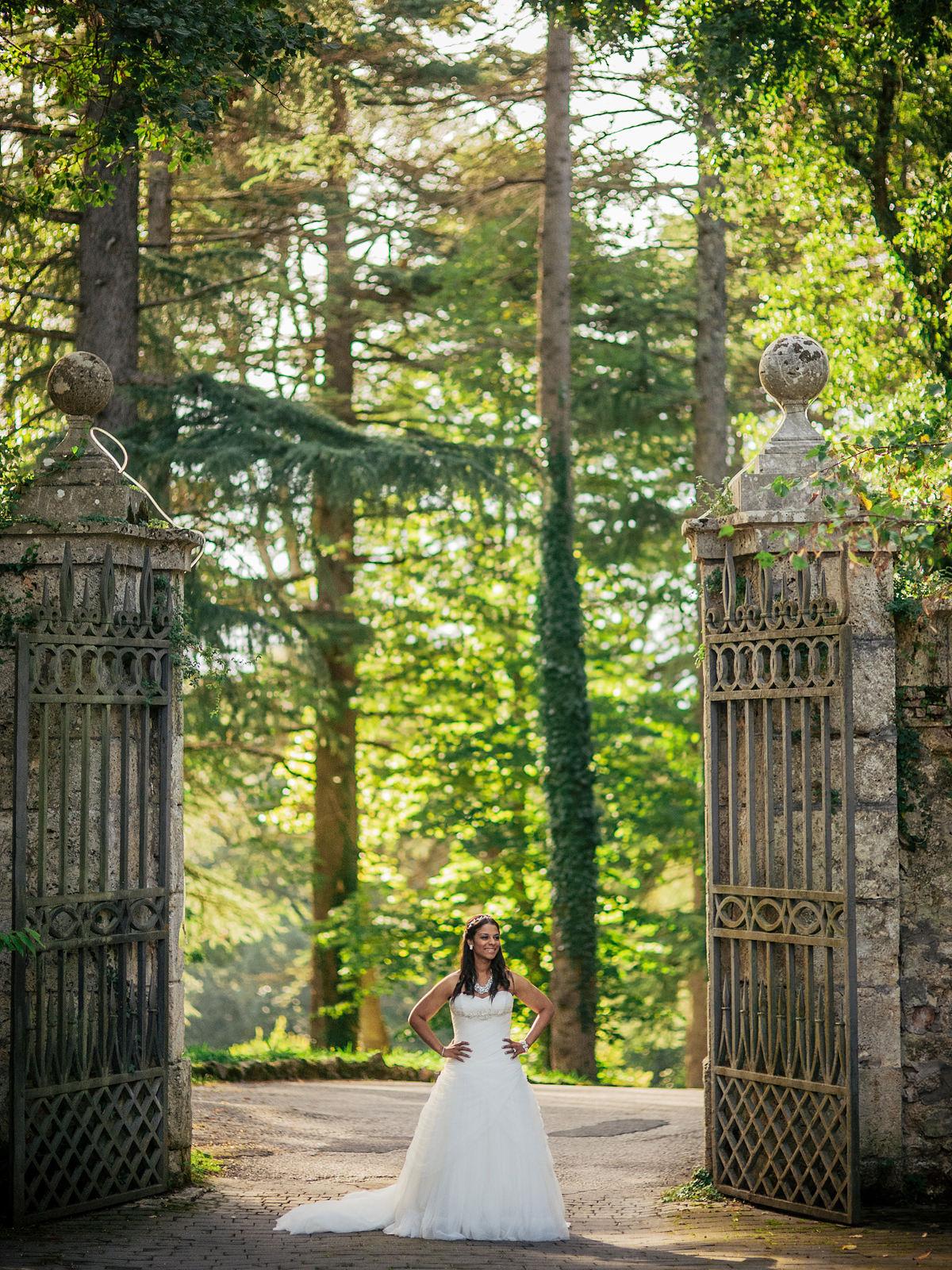 destination wedding photography rieti italy bridal portrait