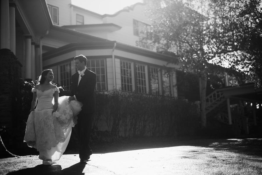 summit inn wedding by the oberports