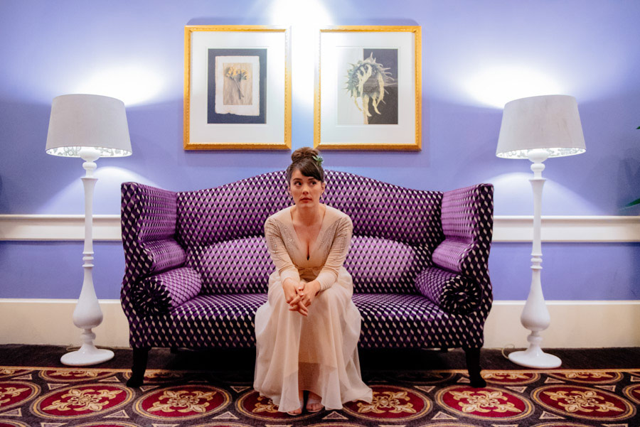 artistic bridal portrait by west virignia wedding photographers the oberports
