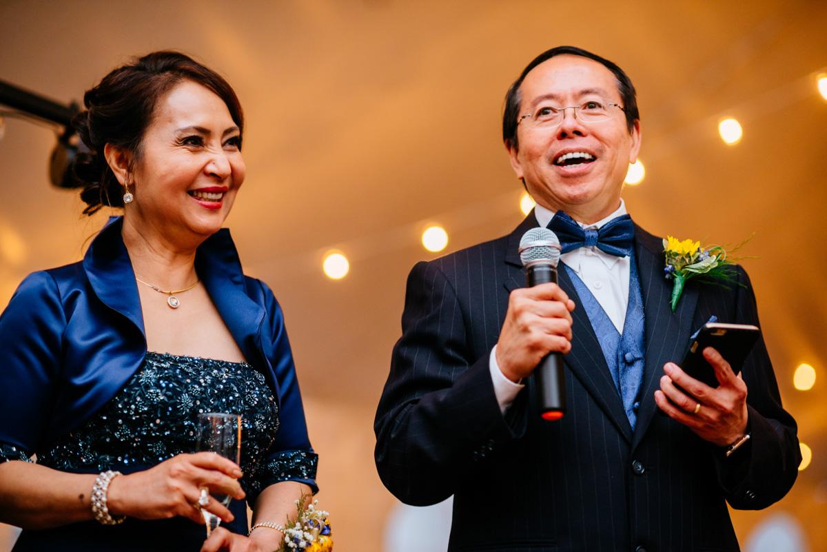 charleston wv wedding brides parents speech