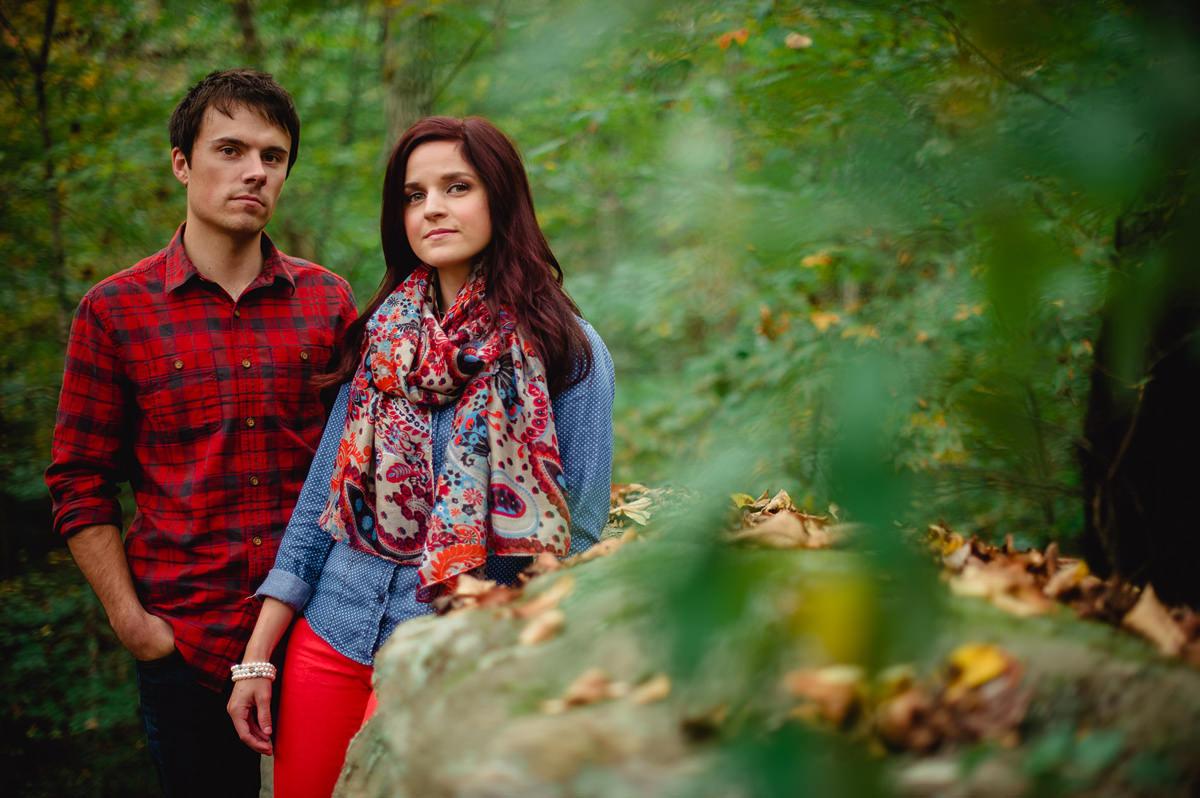 coonskin park couple portraits