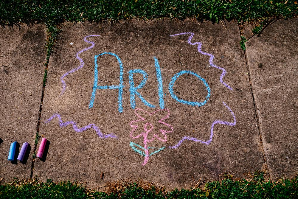 chalk art charleston wv