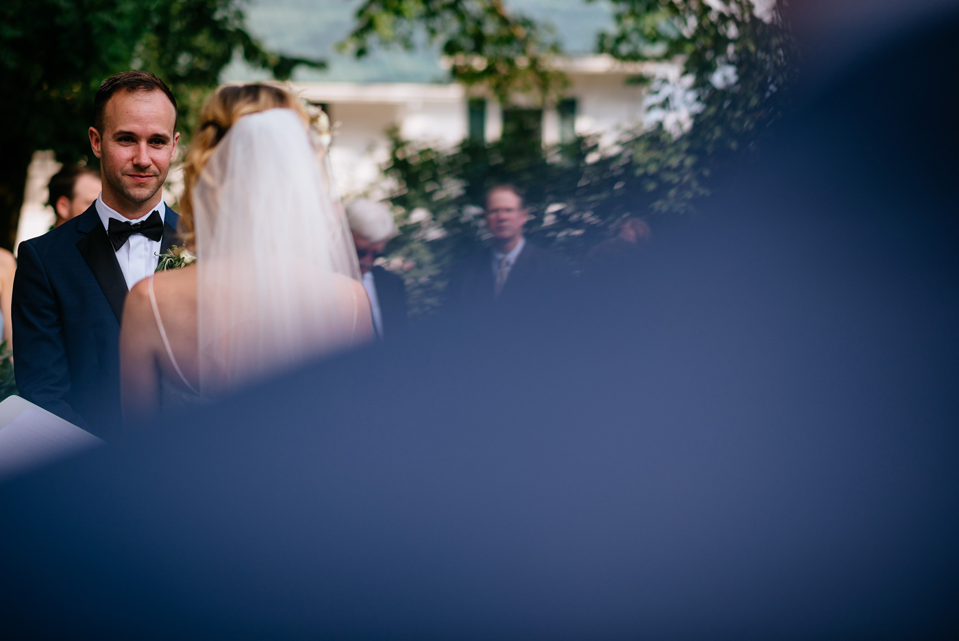 lewisburg wv outdoor garden ceremony at tuscawilla farm
