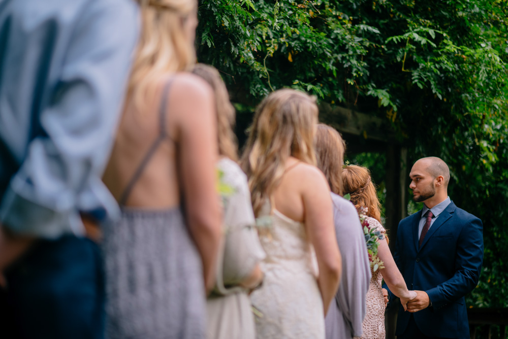 creative composition wedding photography by the oberports