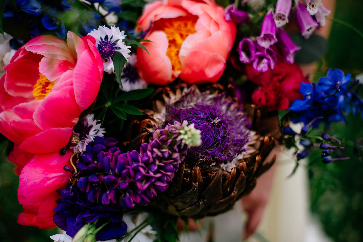 farmers daughter pittsburgh pa bridal bouquet