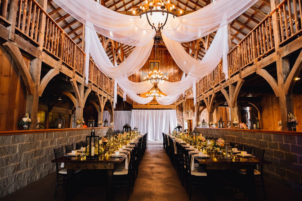 laurelwood farms wedding barn