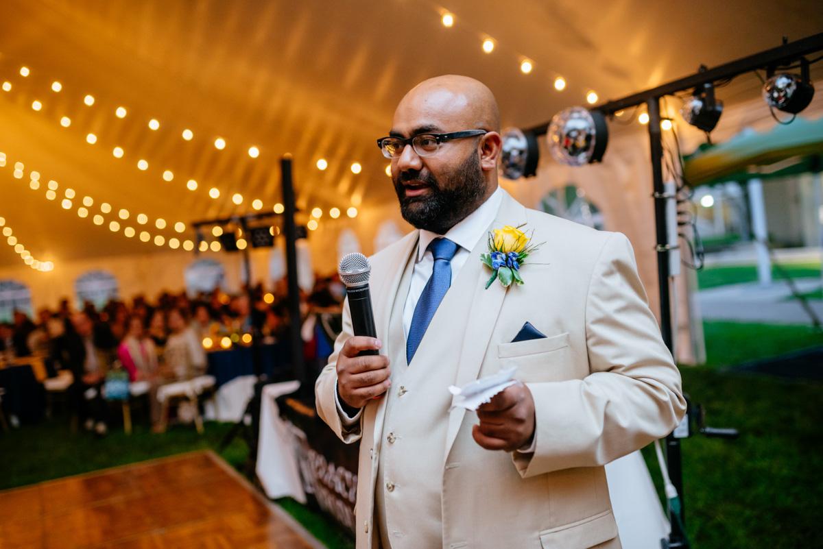 charleston wv wedding best man speech