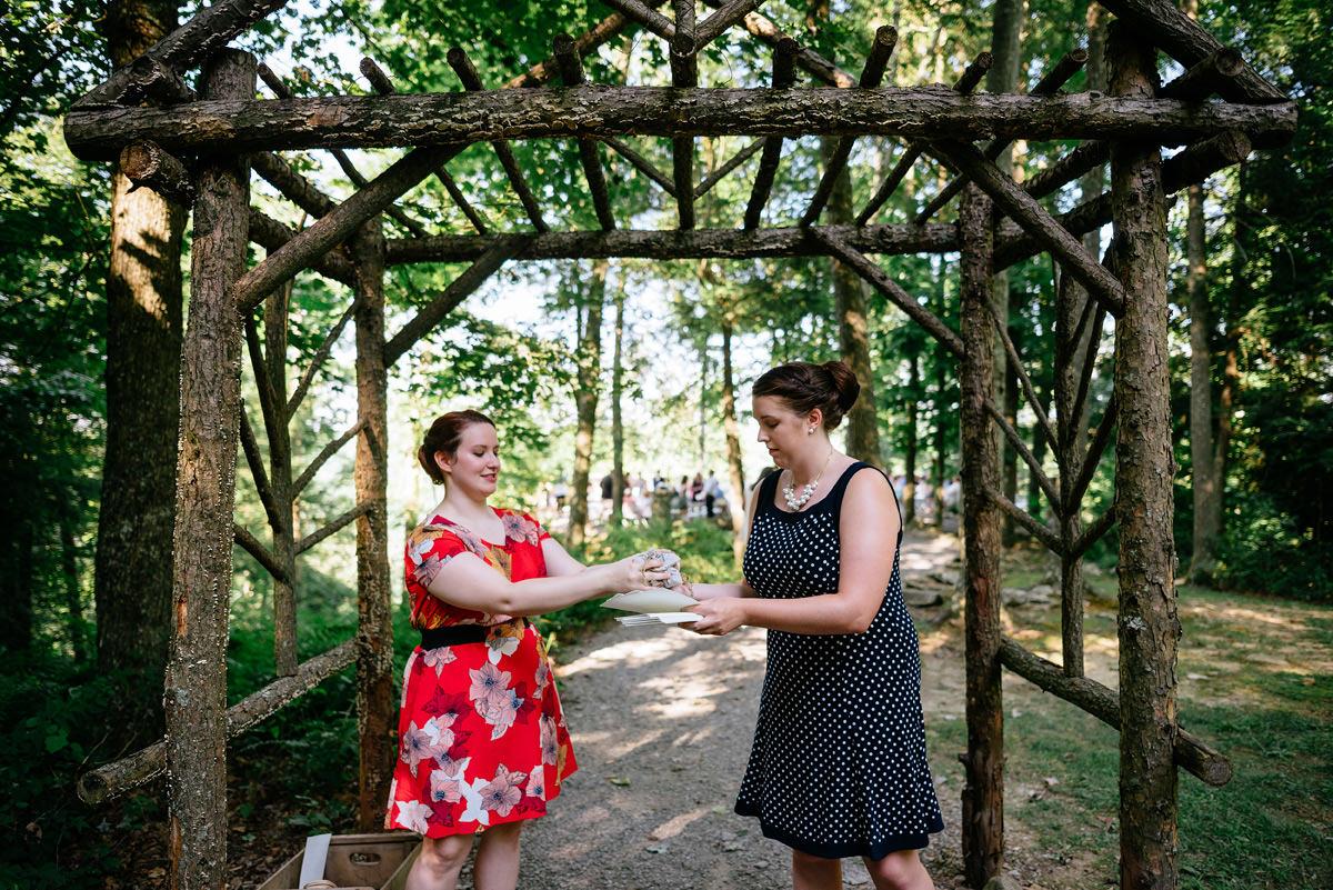 confluence resort wedding photos cheri bluff ceremony