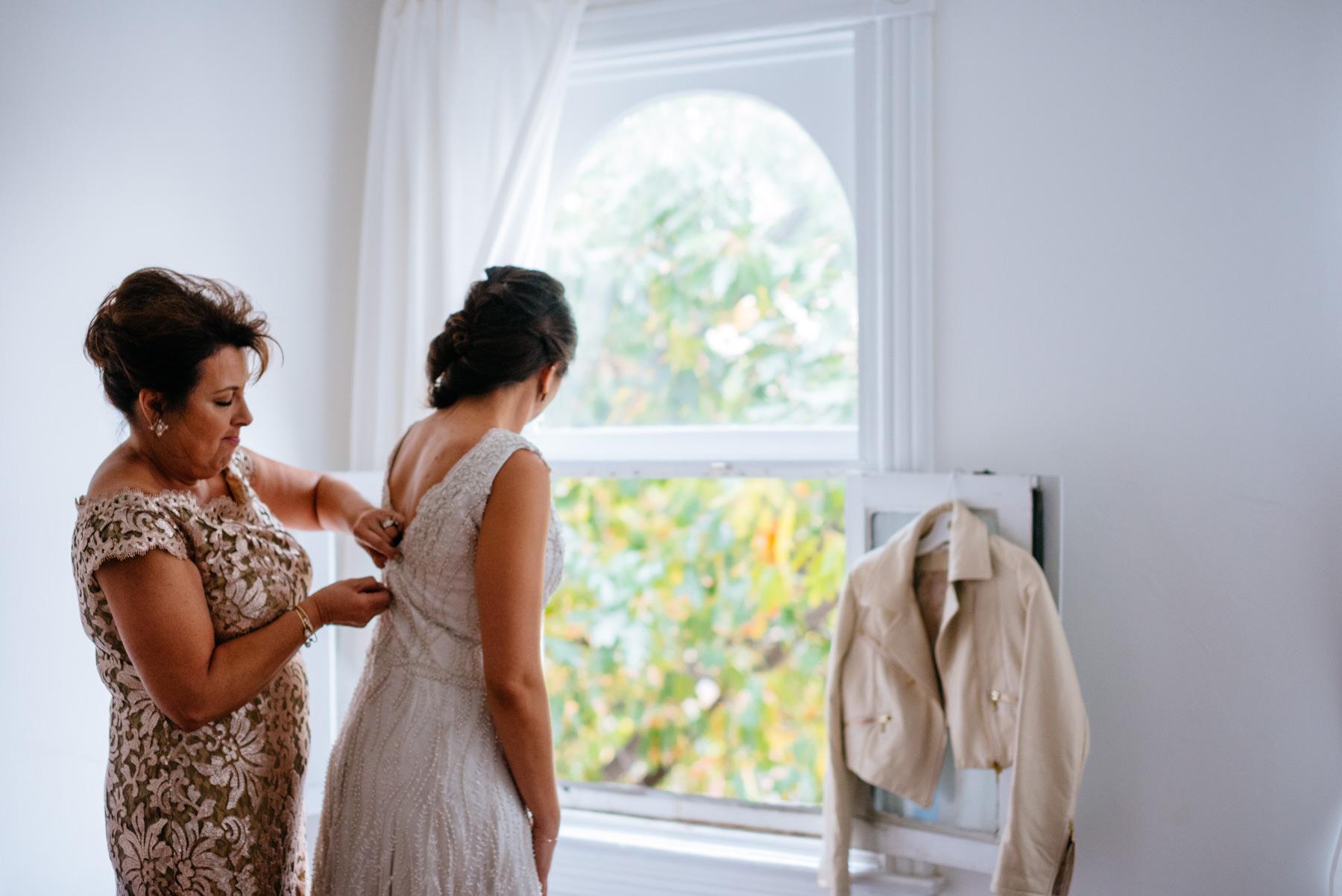 wv weddings getting ready