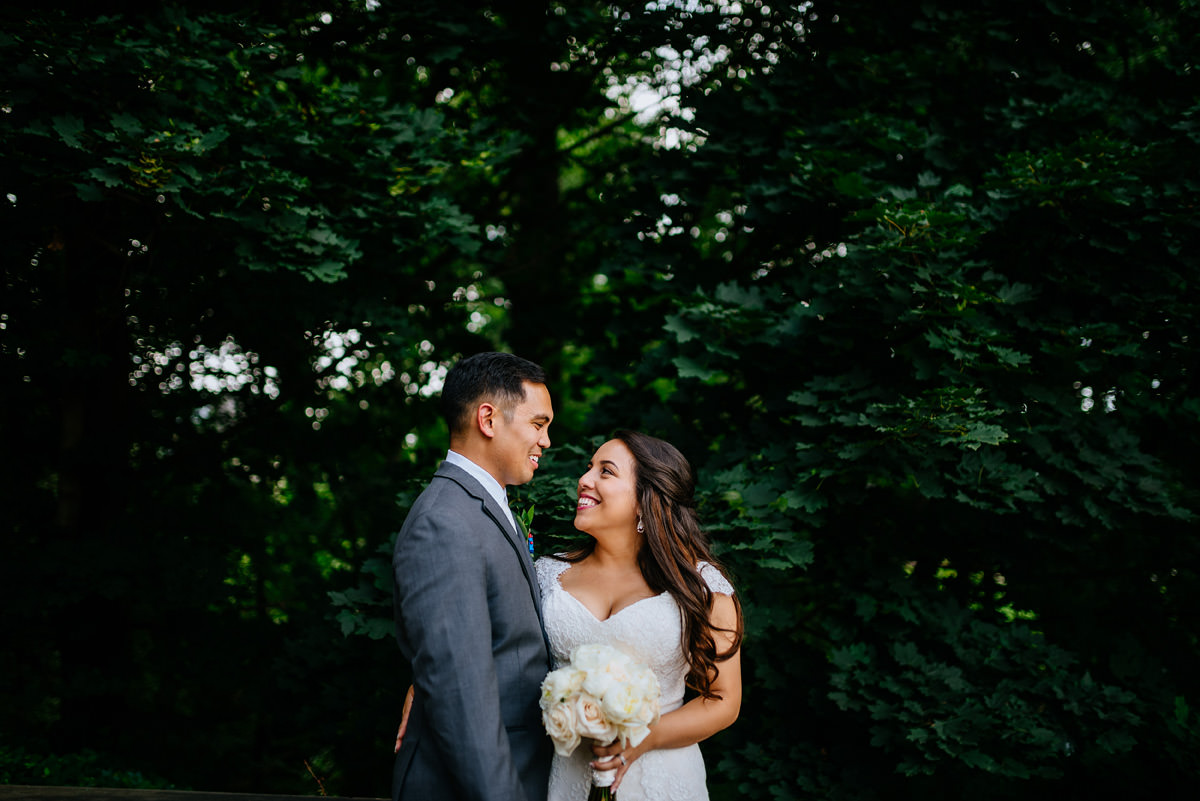 bride and groom portraits charleston wv