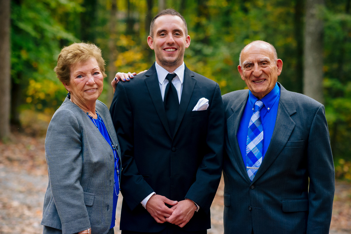 groom family formal
