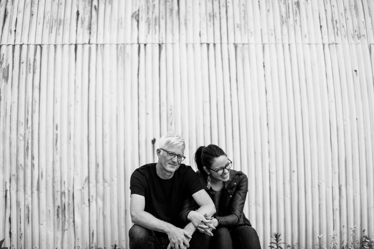 west virginia charleston couple portraits