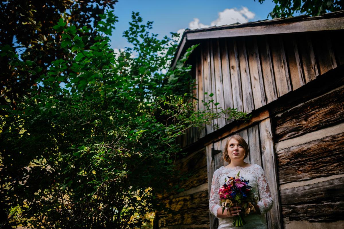 artistic bridal portrait craik patton house wedding charleston west virginia