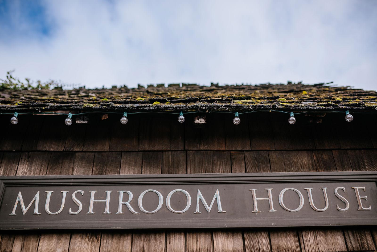 mushroom house at terrain philadelphia
